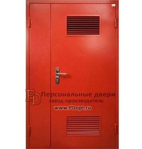 Двери в котельную или электрощитовую