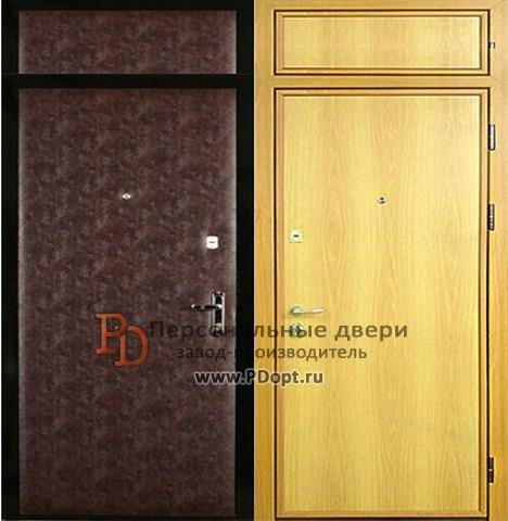 железные двери вставка